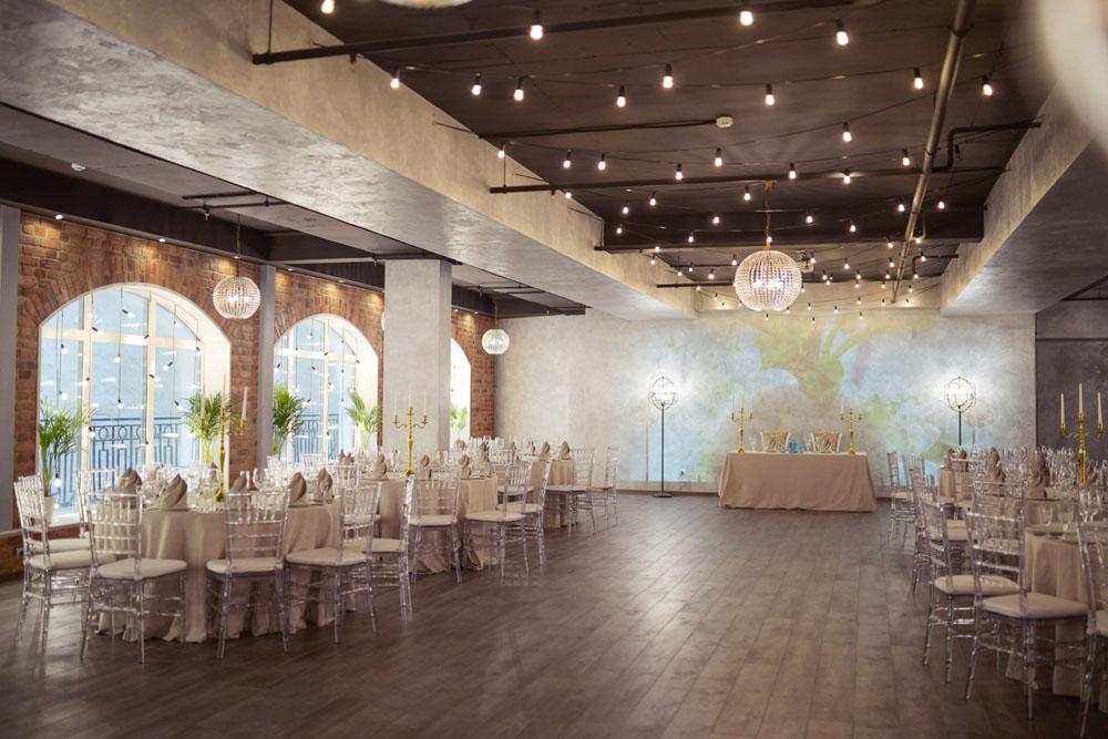 Рестораны для свадьбы на 50 человек в москве