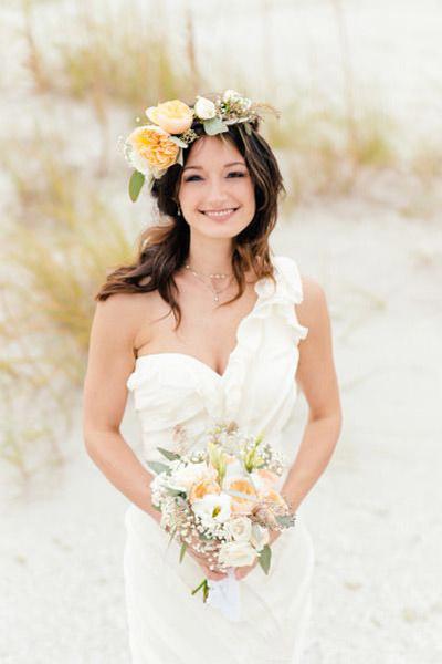 греческое свадебное платье фото