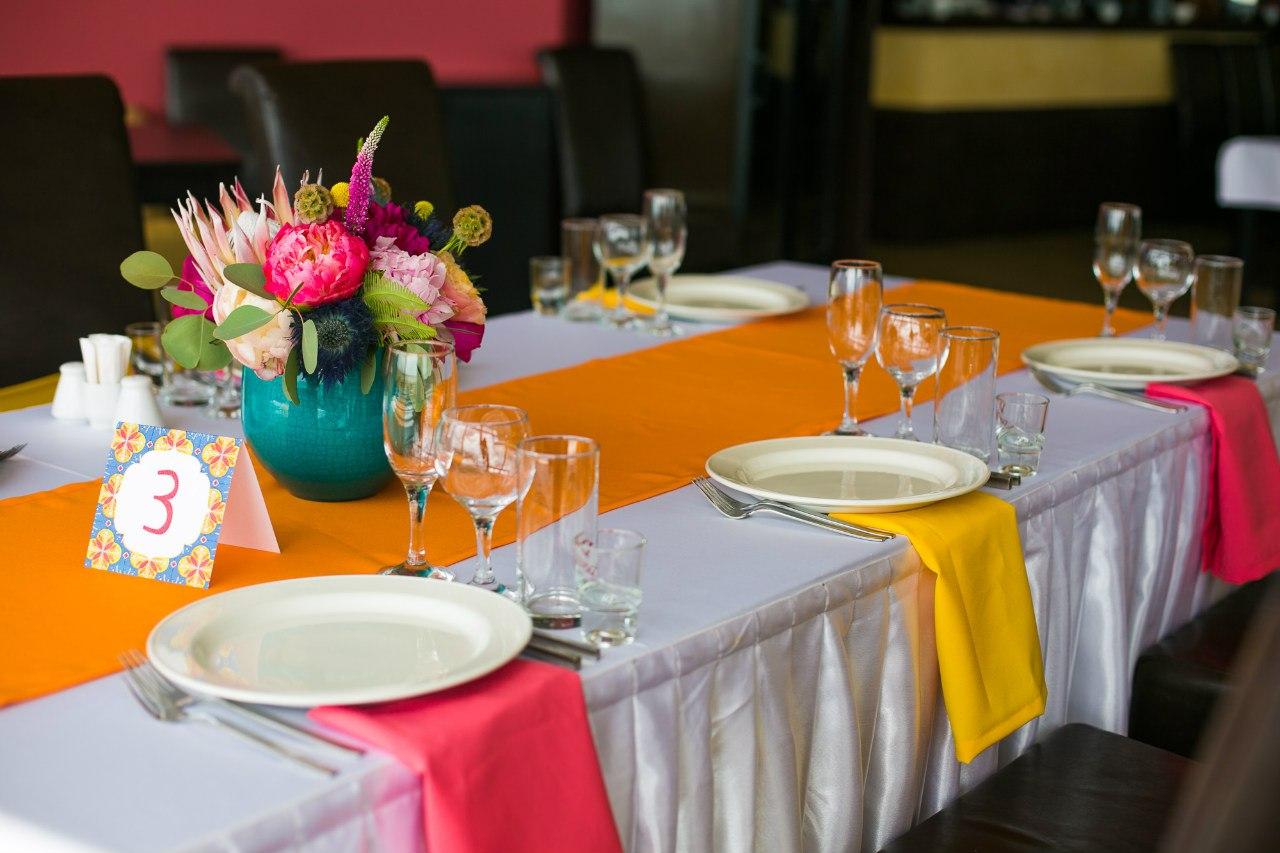 Регистрация свадьбы в ресторане