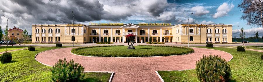 гранд петергоф спа отель официальный сайт