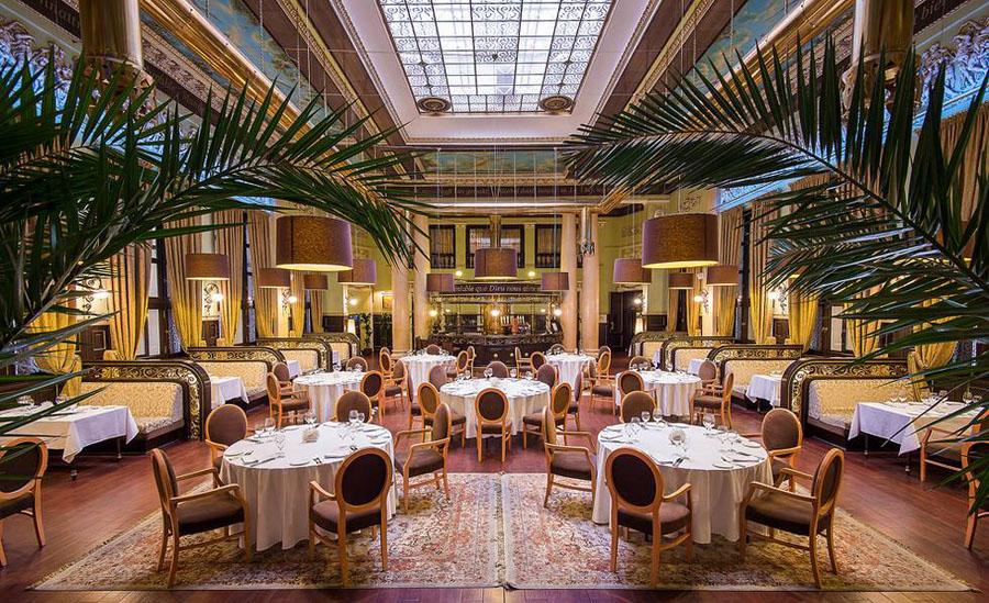 ресторан метрополь спб фотоотчеты коридоров