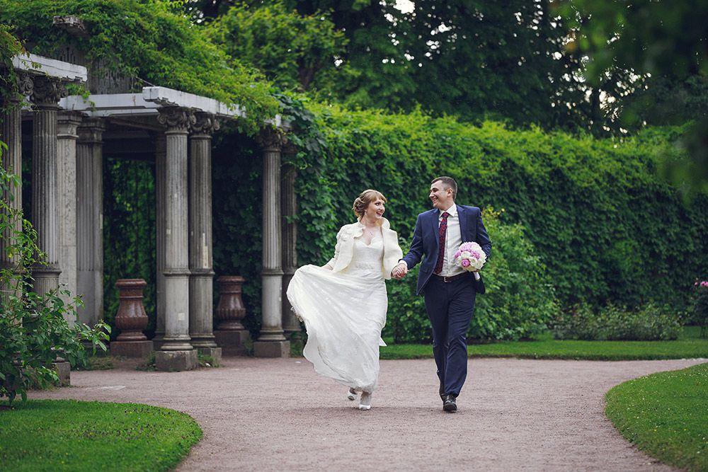 Красивые места в пушкине для свадебной фотосессии разукрасила
