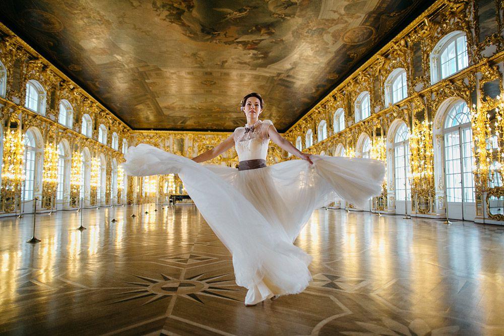свадебная фотосессия в екатерининском дворце раскрытию своего потенциала