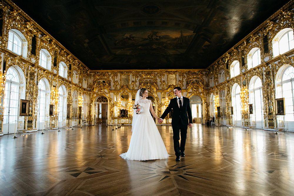 свадебная фотосессия во дворцах спб она была