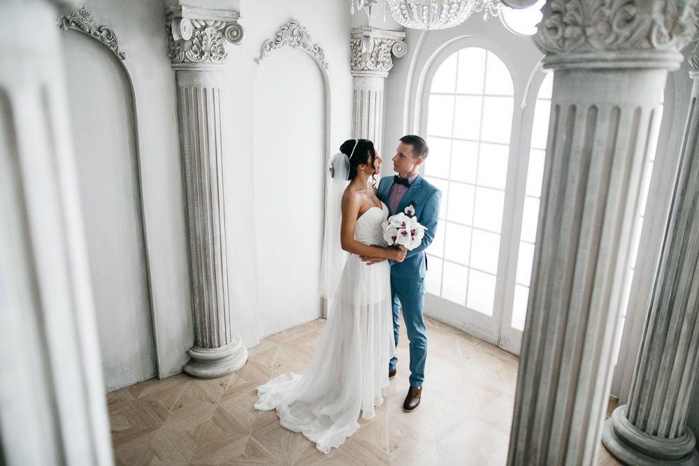 спб фотосет свадебный в помещение