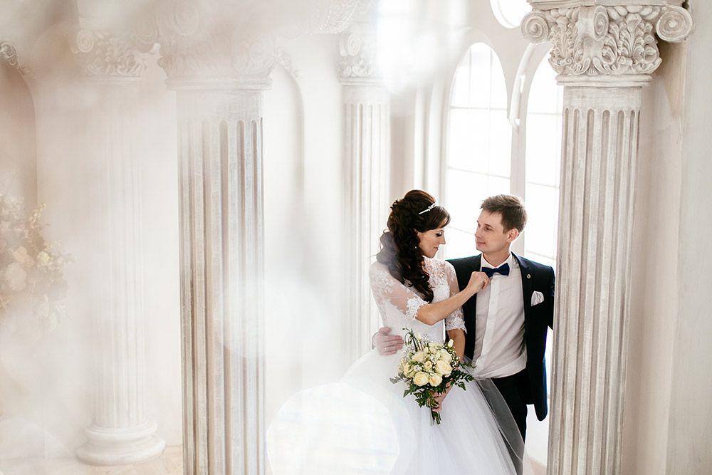 Свадебный холст фото время строительства