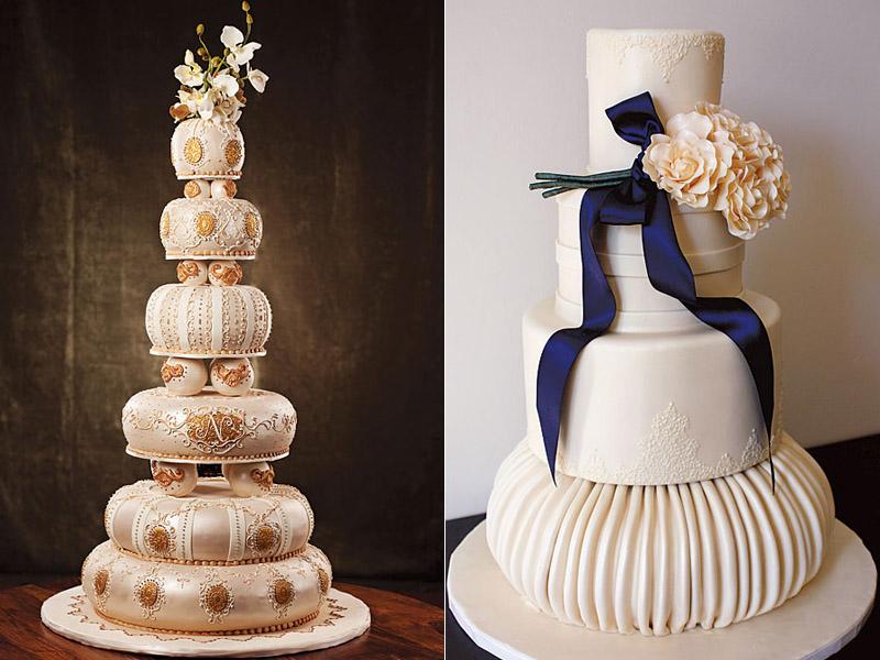 необычные торты свадебные фото