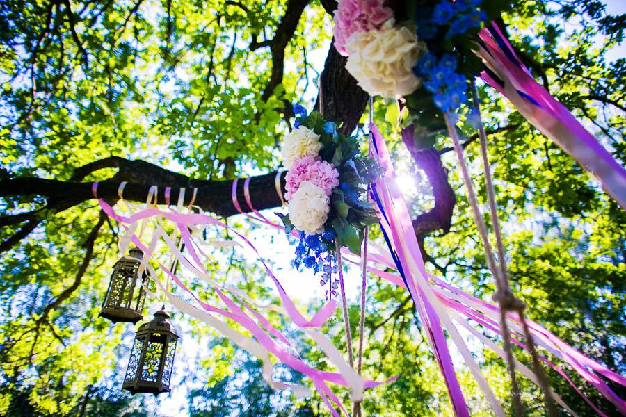 парк дубки свадебная фотосессия том