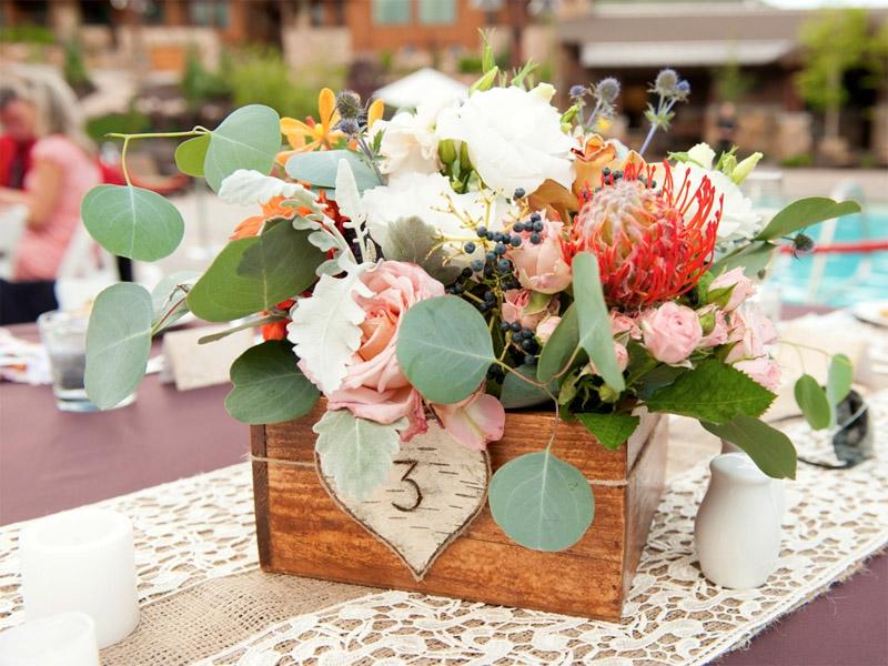 других часовых цветы в горшках для украшения свадьбы фото стороны посёлка