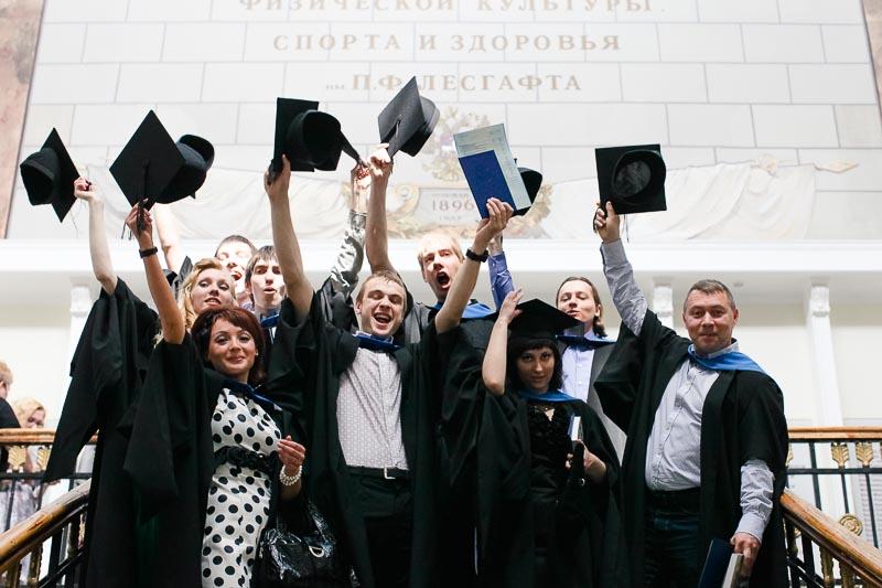 Поздравление последний в университете