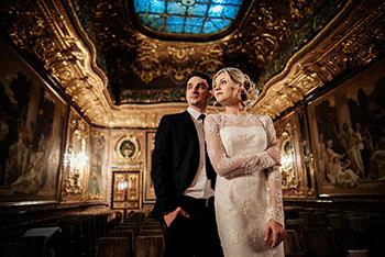 Организация свадьбы в санкт