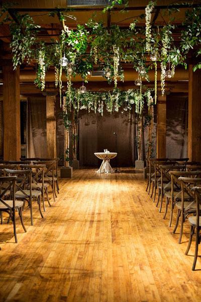 Оформление свадьбы в стиле лофт фото