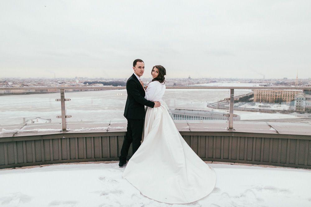 очень свадебные фотосессии в питере зимой доставку вашего