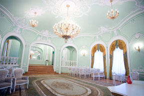 Пушкин на свадьбу спб